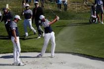 golfeurs marinière ryder cup